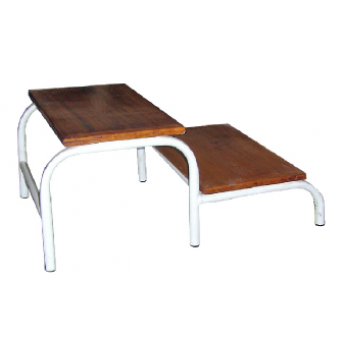 Foot Stool Double Step MF-027H