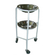 Wash Basin Trolley Double MF-042B