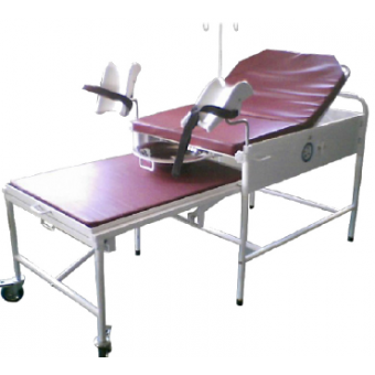Delivery Bed with Back Rest / Knockdown MF-06HB