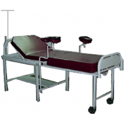 Delivery Bed with Back Rest / Drip Stand MF-06HC