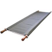 Stretcher Canvas wooden pole MF-11HB