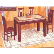 Marble Dinning Table Squar 804