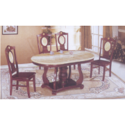 Marble Dinning Table Oliver A-2