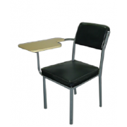 Writing Chair PVC Cushion  MF-44A