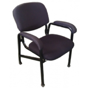 Visitors / Conference Chairs - Heavy duty with 4 legs MF-56E