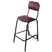 Counter Stool With Backrest MF-33B