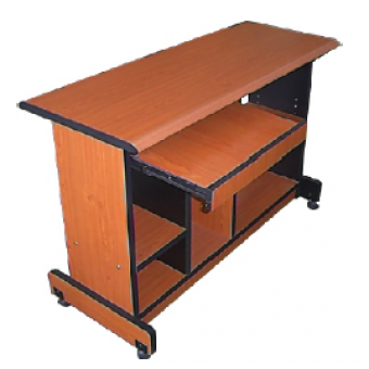 Computer Table For Office Use 1 Person -MDF - Top MF-1D