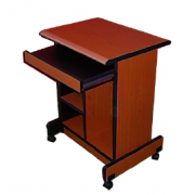 Computer Table For Office Use 1 Person -MDF - Top MF-1E
