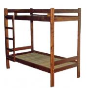 Double Decker Bed - Wooden MF-26C