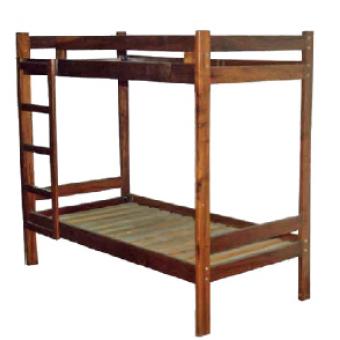 Double Decker Bed Wooden Mf 26c