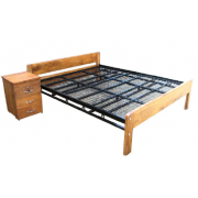 Wooden Bed MF-26F