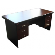 Executive Table: With Double Pedestal MF-30B