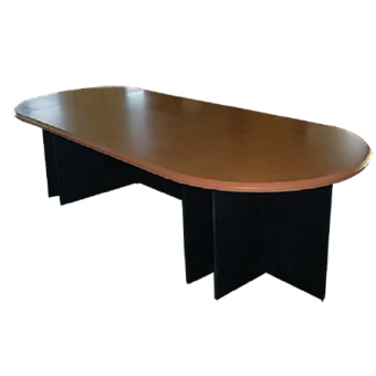 Conference Table Oval Shape 12 Person MF-95B