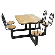 Reading Table Combining Set Unit 6 Seats MF-106B
