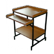 Computer table for 1 student - M/ Frame MDF -Top MF-1A