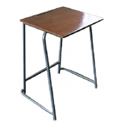 School Desk Without shelf - Hard Wood Top MF-37B