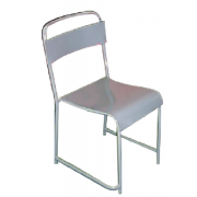 Student Chair Steel Seat And Back MF-40