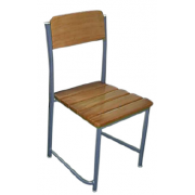 Student Chair Hard Wooden Chagga MF-41A