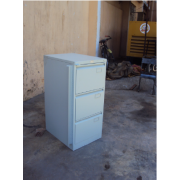 Steel Filling Cabinet 3 Drawers With Security Bar-Imported MF-59C-2