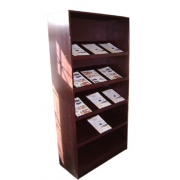 Display Shelf Made from MDF MF-66C