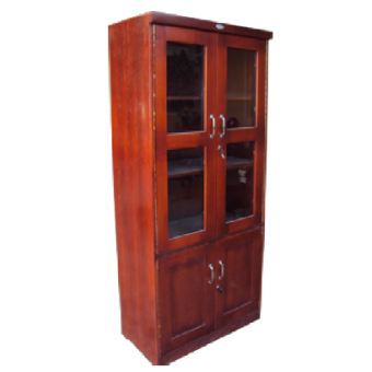Book Shelf With Glass Doors MF-73A