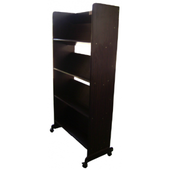 Book Shelf With Caster Steel - Local MF-73D